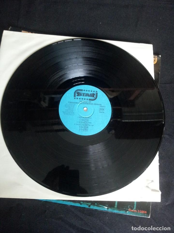 Discos de vinilo: CREEDENCE CLEARWATER REVIVAL - LP, THE BEST OF - MULTIMUSIK PRODUKTION - MADE IN SWEDEN - Foto 3 - 213401472