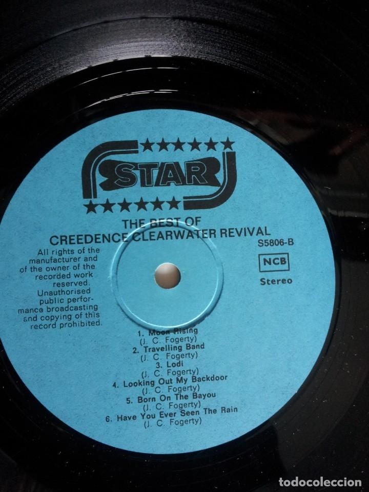 Discos de vinilo: CREEDENCE CLEARWATER REVIVAL - LP, THE BEST OF - MULTIMUSIK PRODUKTION - MADE IN SWEDEN - Foto 5 - 213401472