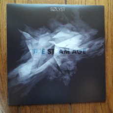 Discos de vinilo: SOLYST - THE STEAM AGE. Lote 213403116