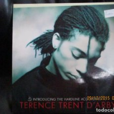 Discos de vinilo: TERENCE TRENT D'ARBY ?– INTRODUCING THE HARDLINE ACCORDING TO TERENCE TRENT D'ARBY. Lote 213407173