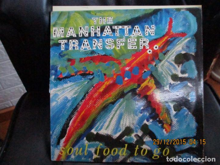 THE MANHATTAN TRANSFER ?– SOUL FOOD TO GO (Música - Discos de Vinilo - Maxi Singles - Jazz, Jazz-Rock, Blues y R&B)