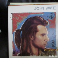 Discos de vinilo: JOHN WAITE ?– THESE TIMES ARE HARD FOR LOVERS. Lote 213409912