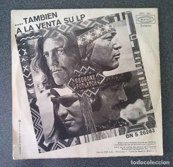 Discos de vinilo: Vinilo Ep Redbone - Foto 3 - 213417155