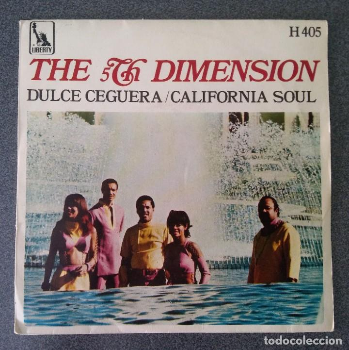 VINILO EP THE 5TH DIMENSION (Música - Discos de Vinilo - EPs - Pop - Rock Extranjero de los 70	)