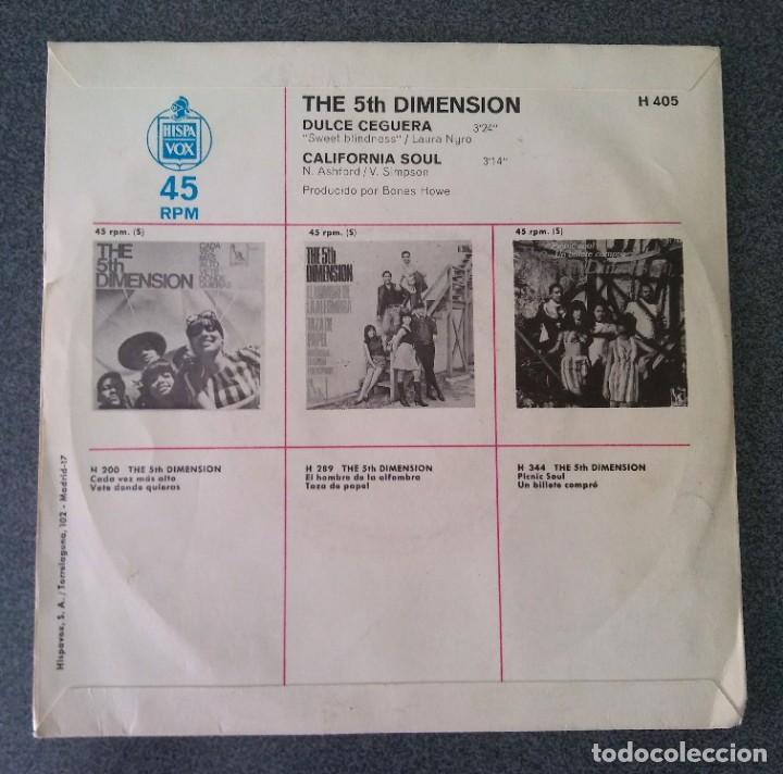Discos de vinilo: Vinilo Ep The 5th Dimension - Foto 3 - 213417346