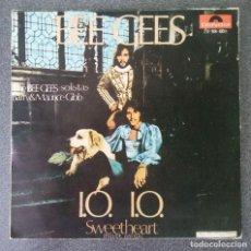 Discos de vinilo: VINILO EP BEE GEES. Lote 213417512