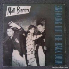 Discos de vinilo: VINILO EP MATT BIANCO. Lote 213417913