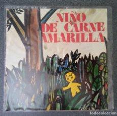 Discos de vinilo: VINILO EP NIÑO DE CARNE AMARILLA. Lote 213418091