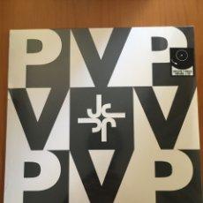 Discos de vinilo: PVP-HERMANOS DE PIEL-2016-LP 180 GR+CD-PRECINTADO NUEVO-PUNK. Lote 213422858
