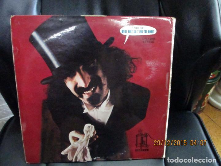 Discos de vinilo: Frank Zappa ?– Lumpy Gravy - Foto 2 - 213423456
