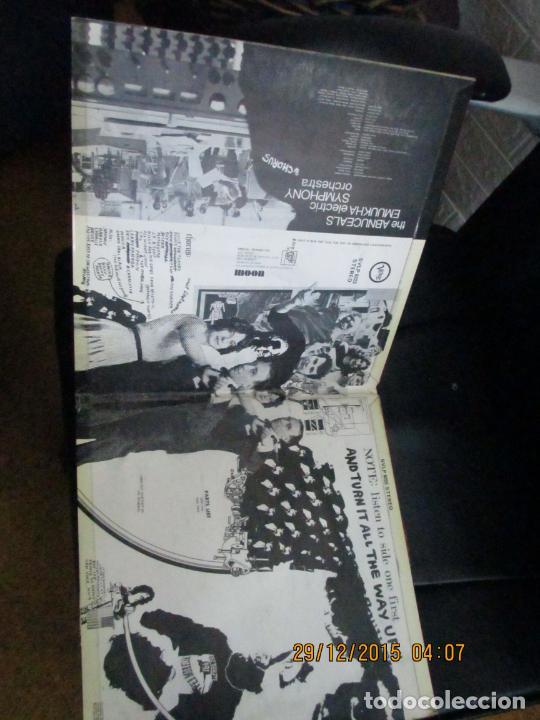 Discos de vinilo: Frank Zappa ?– Lumpy Gravy - Foto 4 - 213423456