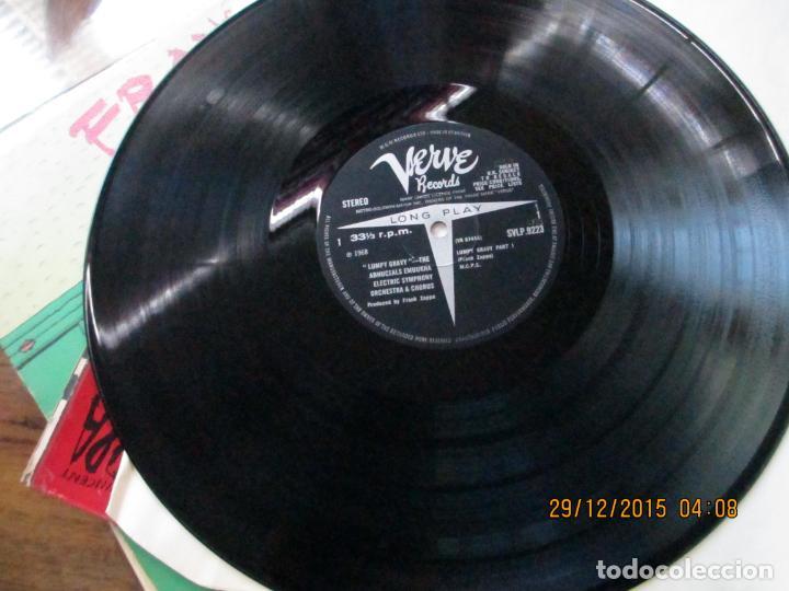 Discos de vinilo: Frank Zappa ?– Lumpy Gravy - Foto 6 - 213423456