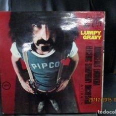 Discos de vinilo: FRANK ZAPPA ?– LUMPY GRAVY. Lote 213423456