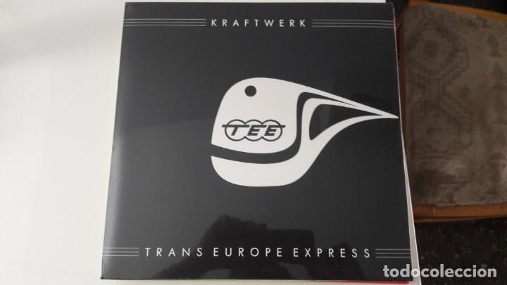KRAFTWERK TRANS EUROPE EXPRESS REEDICION 2009 (Música - Discos - LP Vinilo - Electrónica, Avantgarde y Experimental)