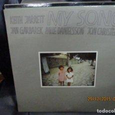 Discos de vinilo: KEITH JARRETT / JAN GARBAREK / PALLE DANIELSSON / JON CHRISTENSEN ?– MY SONG. Lote 213435020
