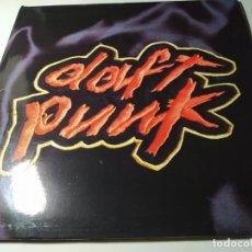 Discos de vinilo: LP - DAFT PUNK ?– HOMEWORK - V 2821 - CARPETA - 2LP ( VG / VG++) UK 97 ** LEER **. Lote 213436780