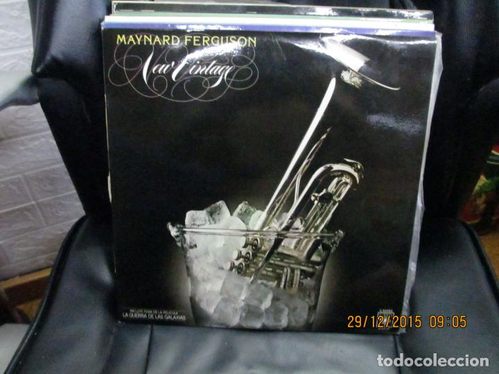 MAYNARD FERGUSON ?– NEW VINTAGE (Música - Discos - LP Vinilo - Jazz, Jazz-Rock, Blues y R&B)