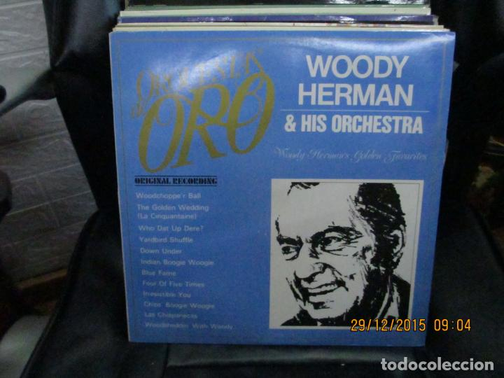 WOODY HERMAN AND HIS ORCHESTRA ?– WOODY'S GOLDEN FAVORITES (Música - Discos - LP Vinilo - Jazz, Jazz-Rock, Blues y R&B)