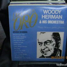 Discos de vinilo: WOODY HERMAN AND HIS ORCHESTRA ?– WOODY'S GOLDEN FAVORITES. Lote 213438355