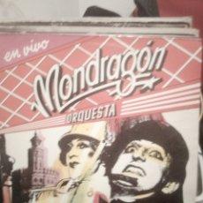 Discos de vinilo: DISCO ORQUESTA MONDRAGON, ROCK AND ROLL CIRCUS. Lote 213439082