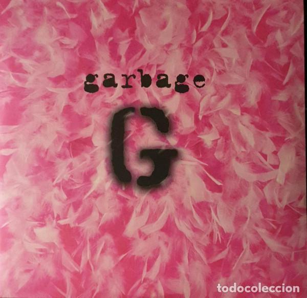 2 LP GARBAGE ?– S/T - ALMO AM52-80004 - REEDICION (M/M) * (Música - Discos - LP Vinilo - Pop - Rock Extranjero de los 90 a la actualidad)