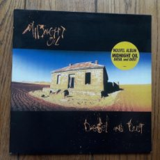 Discos de vinilo: MIDNIGHT OIL - DIESEL AND DUST. Lote 213448987