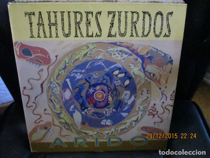 TAHÚRES ZURDOS ?– ARIDO (Música - Discos - LP Vinilo - Grupos Españoles de los 90 a la actualidad)