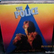 Discos de vinilo: THE POLICE ?– ZENYATTA MNDATTA. Lote 213456771