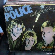 Discos de vinilo: THE POLICE ?– OUTLANDOS D'AMOUR. Lote 213456998