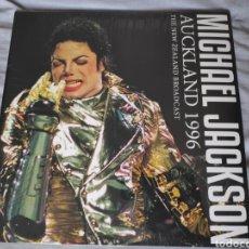 Discos de vinilo: ÁLBUM LP DISCO DOBLE VINILO MICHAEL JACKSON AUCKLAND 1996 NUEVO. Lote 213461950