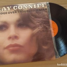 Discos de vinilo: RAY CONNIFF - BRIDGE OVER TROUBLED WATER - LP VINILO. Lote 213467760