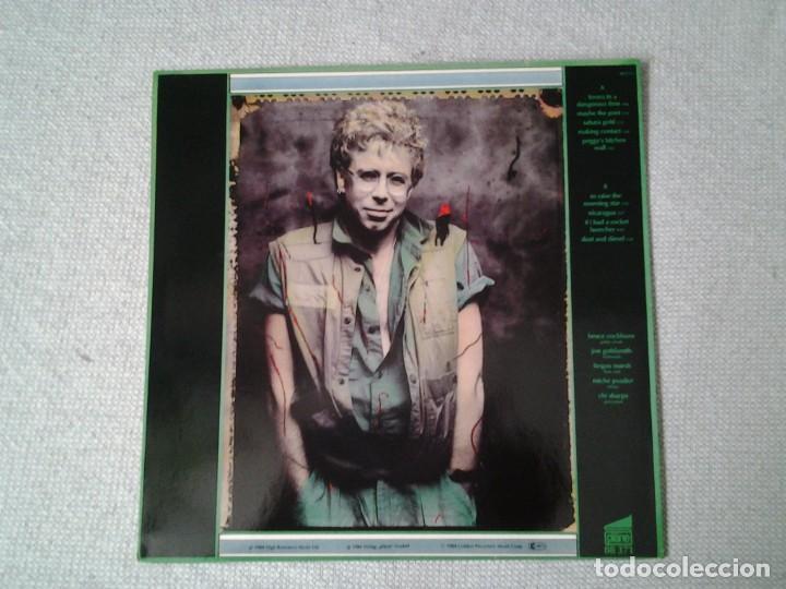 Discos de vinilo: BRUCE COCKBURN -STEALING FIRE- LP PLANE 1984 LC 0972 MUY BUENAS CONDICIONES. ED. ALEMANA. - Foto 4 - 213472701