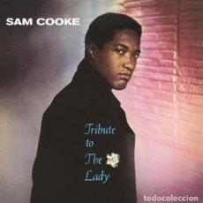 Discos de vinilo: SAM COOKE TRIBUTE TO THE LADY LP 180 GRAMOS HD. Lote 213473966