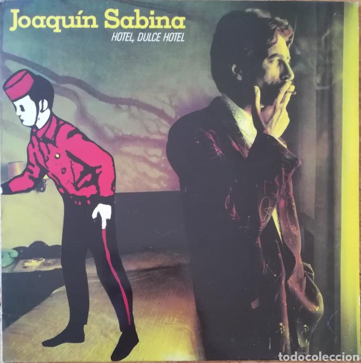 DISCO JOAQUÍN SABINA (Música - Discos - LP Vinilo - Cantautores Españoles)