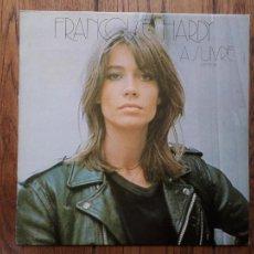 Discos de vinilo: FRANCOISE HARDY - A SUIVRE ( CONTINÚA ). Lote 213476786