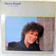 Discos de vinilo: MARINA ROSSELL , COS MEU, RECORDA , DISCO VINILO LP, CBS , 1982. Lote 213481000