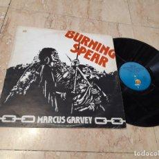 Discos de vinilo: BURNING SPEAR ?– MARCUS GARVEY-LP-1981-ESPAÑA- ISLAND RECORDS ?– I-203617-. Lote 213482403