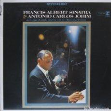 Discos de vinilo: SINATRA & JOBIM. THE GIRL FROM IPANEMA. LP. REPRISE 1967. Lote 213488008