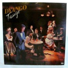 Discos de vinilo: DYANGO , TANGO, DISCO VINILO LP, EMI , 1988. Lote 213490300