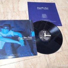 Discos de vinilo: VARGAS BLUES BAND - MADRID - MEMPHIS - LP 3 CIPRESES 1992. Lote 213492242