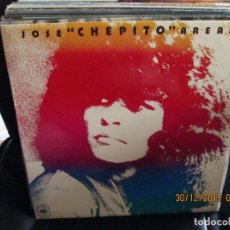 """Discos de vinilo: JOSE """"CHEPITO"""" AREAS* ?– JOSE """"CHEPITO"""" AREAS. Lote 213494836"""