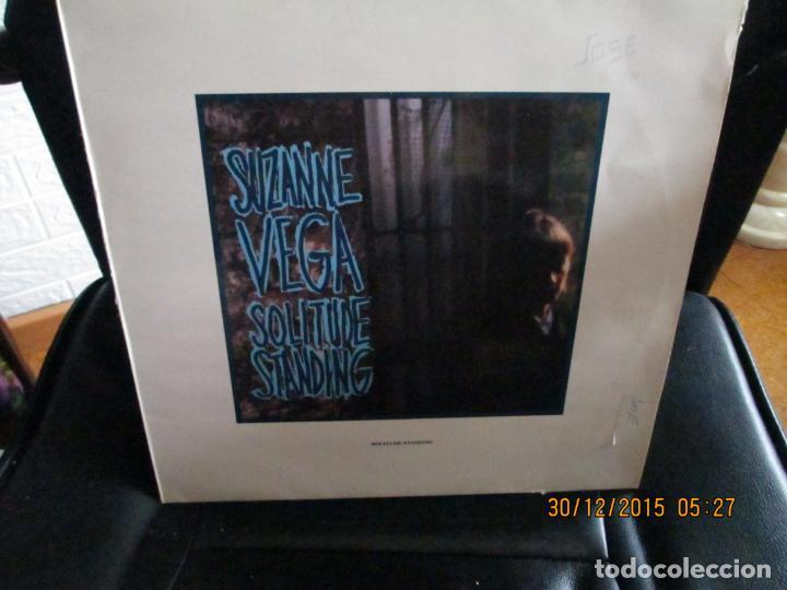 SUZANNE VEGA ?– SOLITUDE STANDING (Música - Discos de Vinilo - Maxi Singles - Solistas Españoles de los 70 a la actualidad)