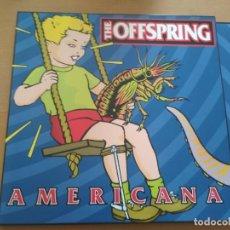 Discos de vinilo: THE OFFSPRING AMERICANA LP INSERTO GATEFOLD ¡¡NUEVO¡¡. Lote 213509553