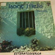 Disques de vinyle: ISAAC MELIS - MENORCA - PHILIPS 1978. Lote 213517352