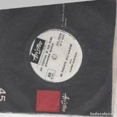 Discos de vinilo: SANREMO 65 PROPO LABEL ARISTON STANDARD AUDREY PRIMA O POI DON MIKO GIANNI MASCOLO ITALY. Lote 213527581