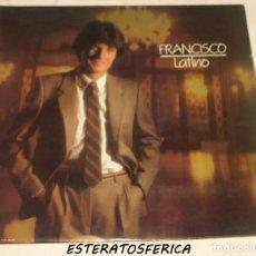 Discos de vinilo: FRANCISCO - LATINO - POLYDOR 1981. Lote 213538705