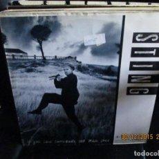 Discos de vinilo: STING ?– IF YOU LOVE SOMEBODY SET THEM FREE. Lote 213540353