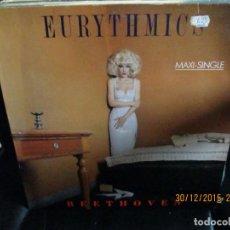 Discos de vinil: EURYTHMICS – BEETHOVEN. Lote 213540711