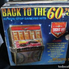 Discos de vinilo: TIGHT FIT ?– BACK TO THE 60'S. Lote 213542101