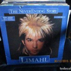 Disques de vinyle: LIMAHL – THE NEVERENDING STORY. Lote 213544533